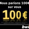 offre bonus de Bwin